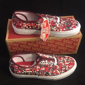 Vans Authentic DX Woven Skate Shoes
